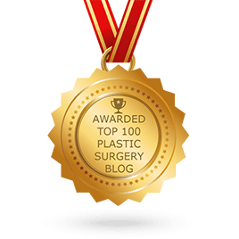 Awarded Top 100 Plastic Surgery Blog