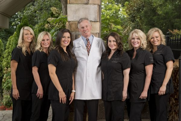 Dr. Reath and his staff