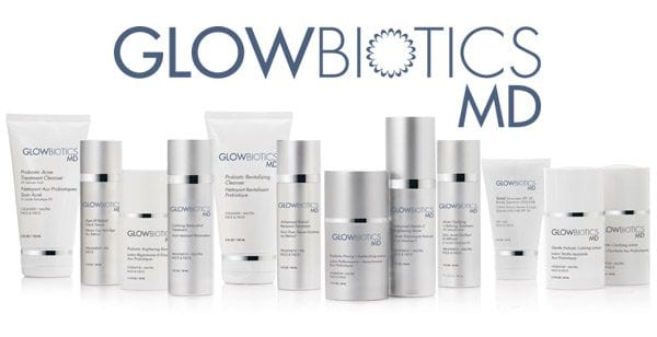 Glowbiotics MD product